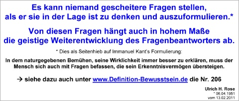 Massive Kritik An Immanuel Kant